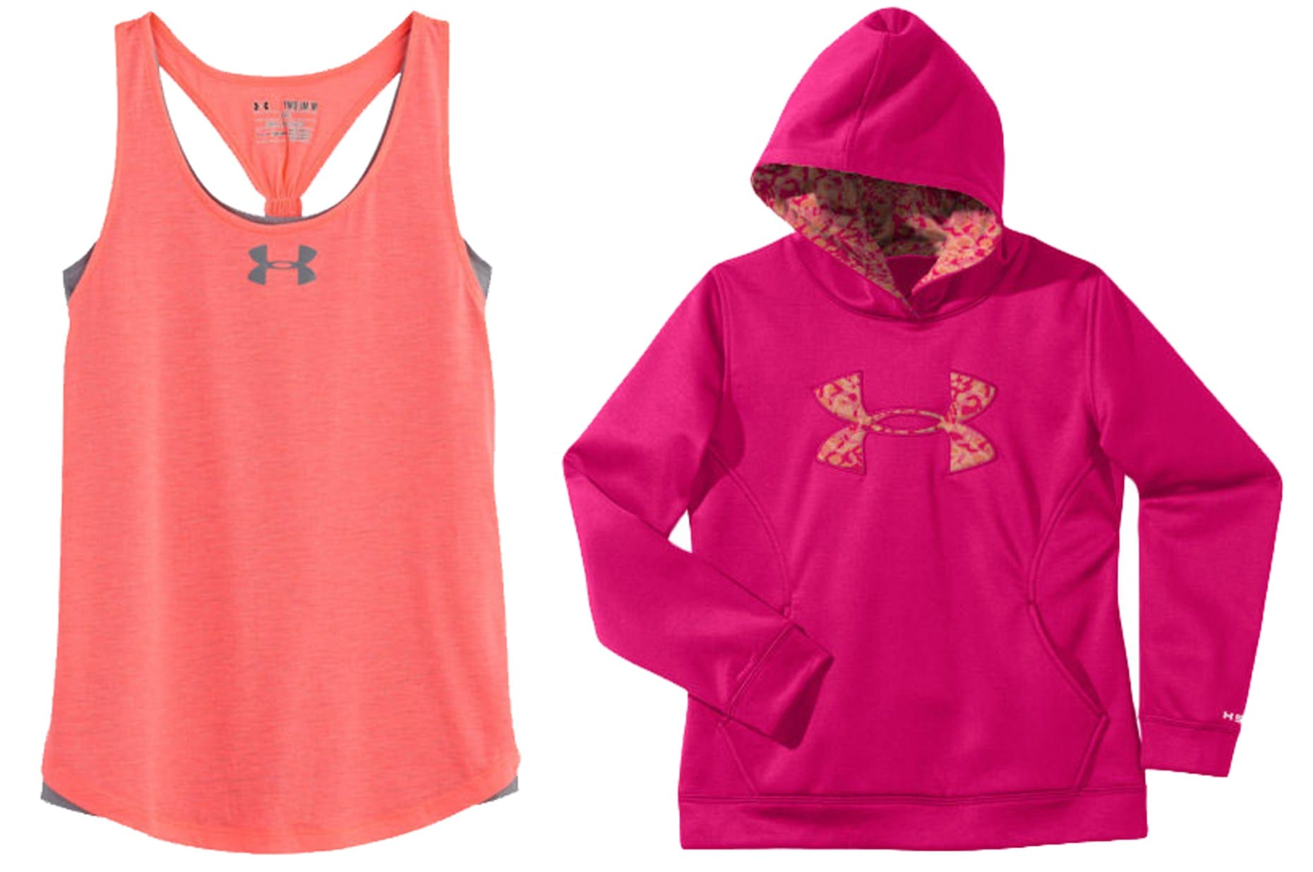 under armour for girls 7-16