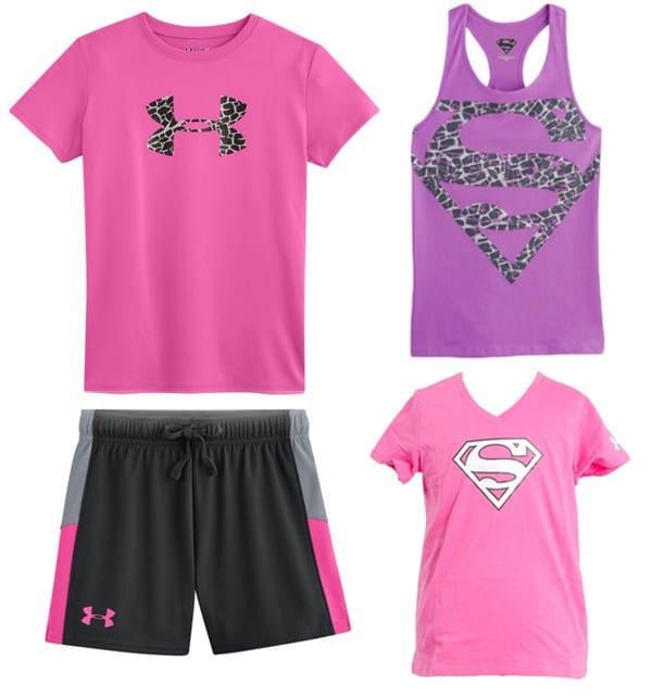 under armour for kids