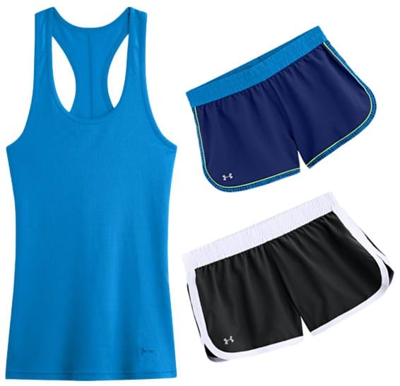 Under armour for women