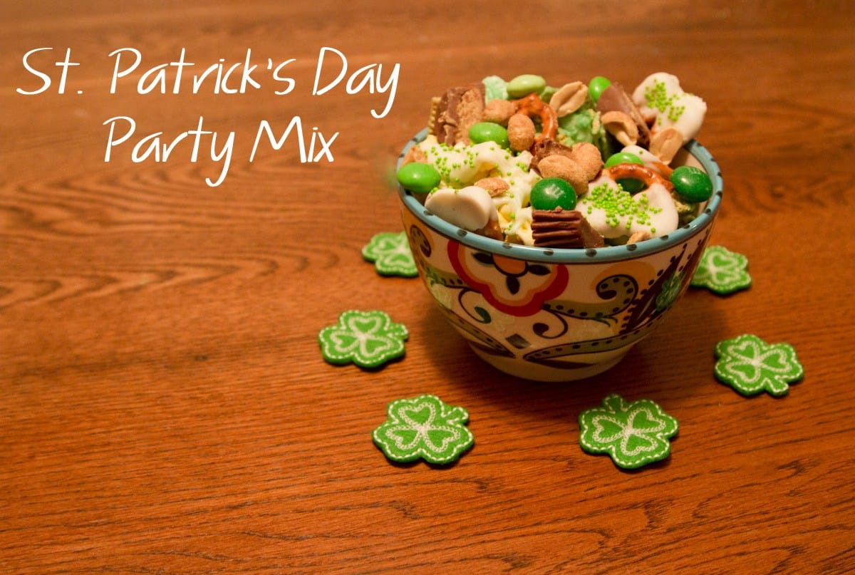 St. Patrick's Day Party Snack