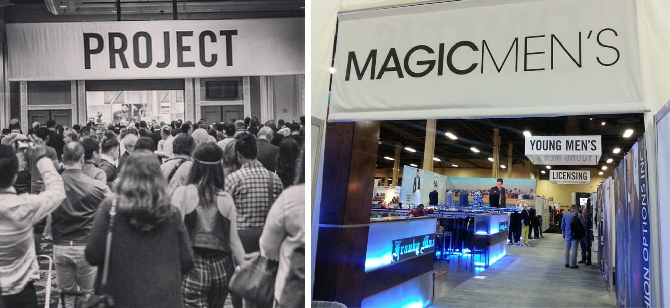 magic and project shows