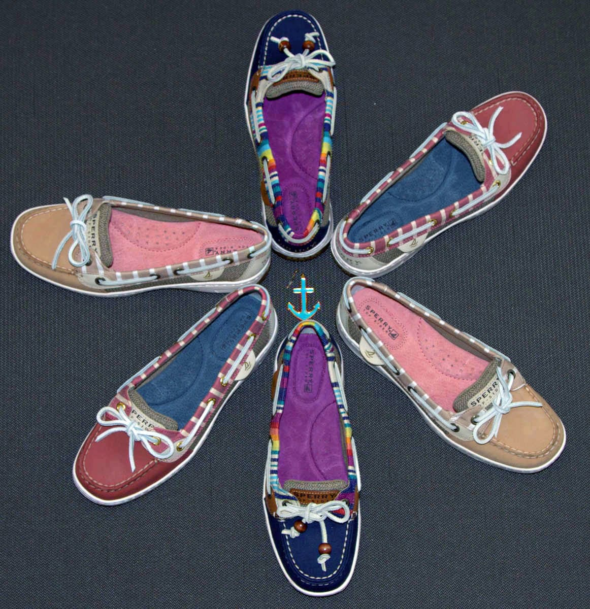 New Sperry Top-Sider Angelfish Spring 2014 Arrivals