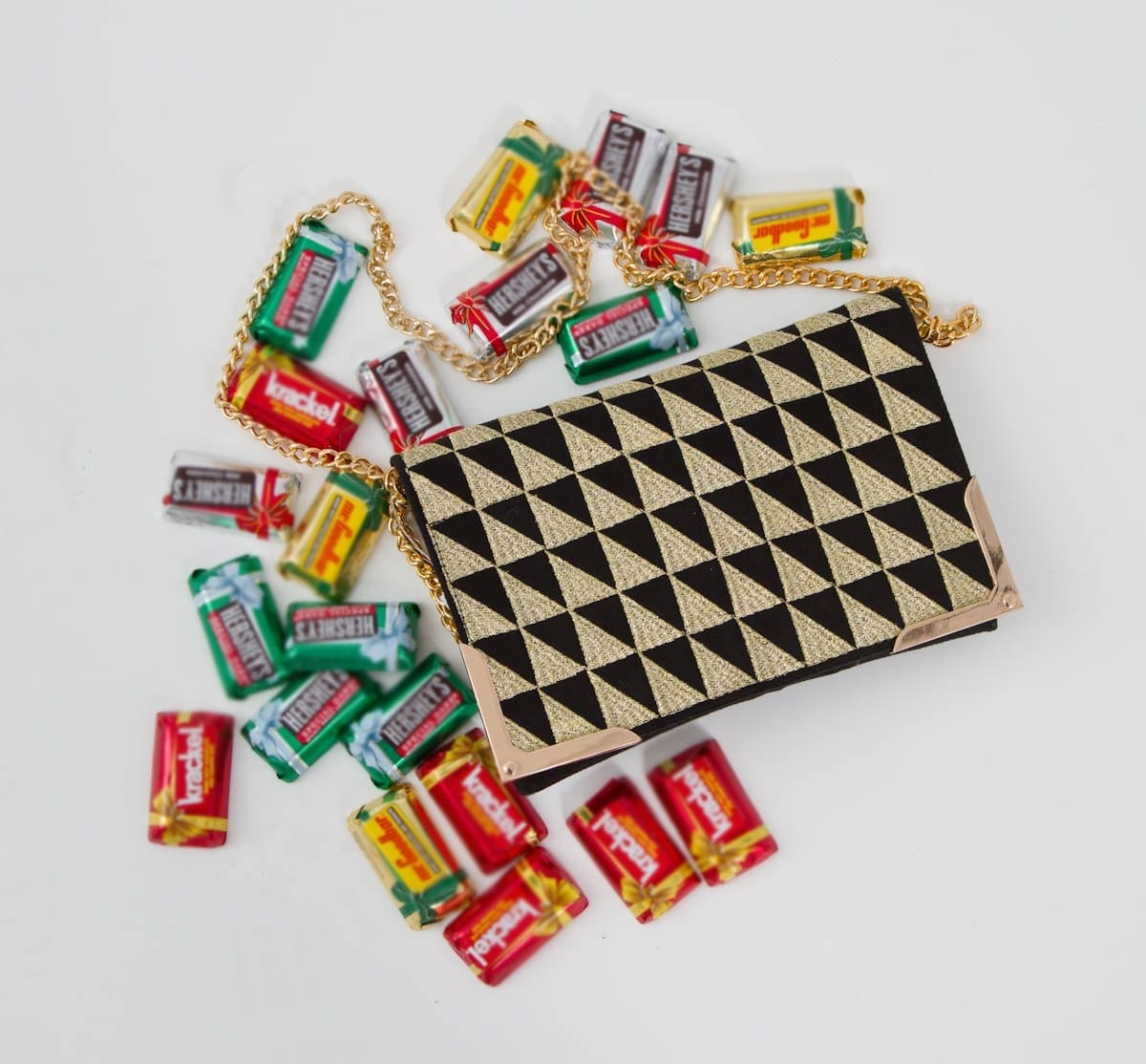 Clutch Filled with Candy Gift Guide