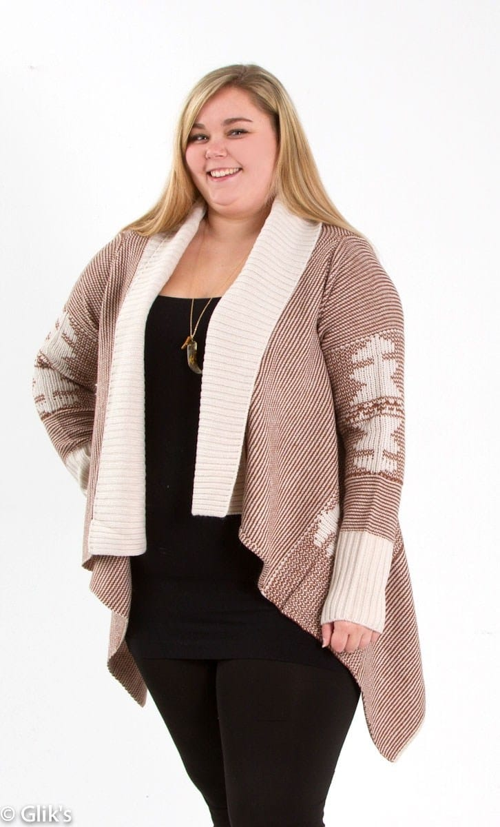 Indiana Flyaway Cardigan Jaime by BB Dakota
