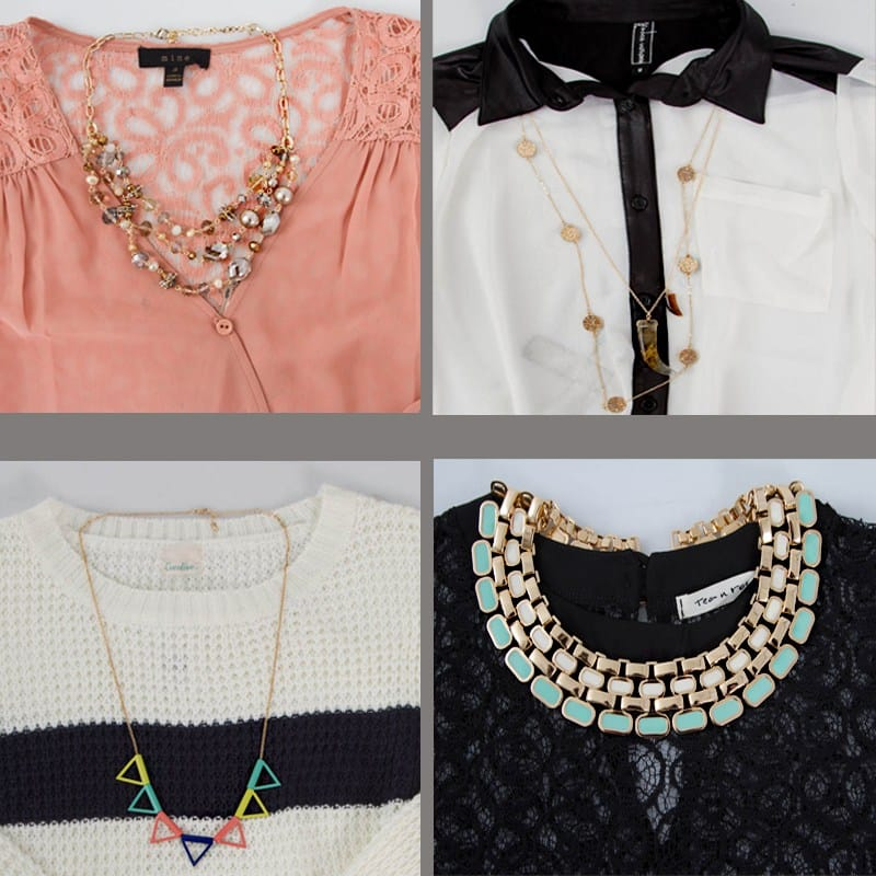 necklaces for every neckline