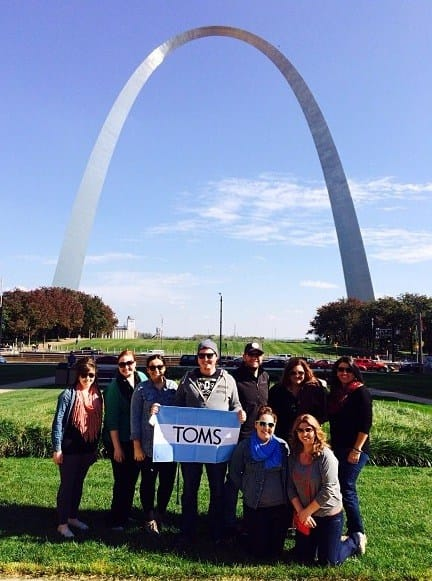 TOMS Advocates in St. Louis, MO