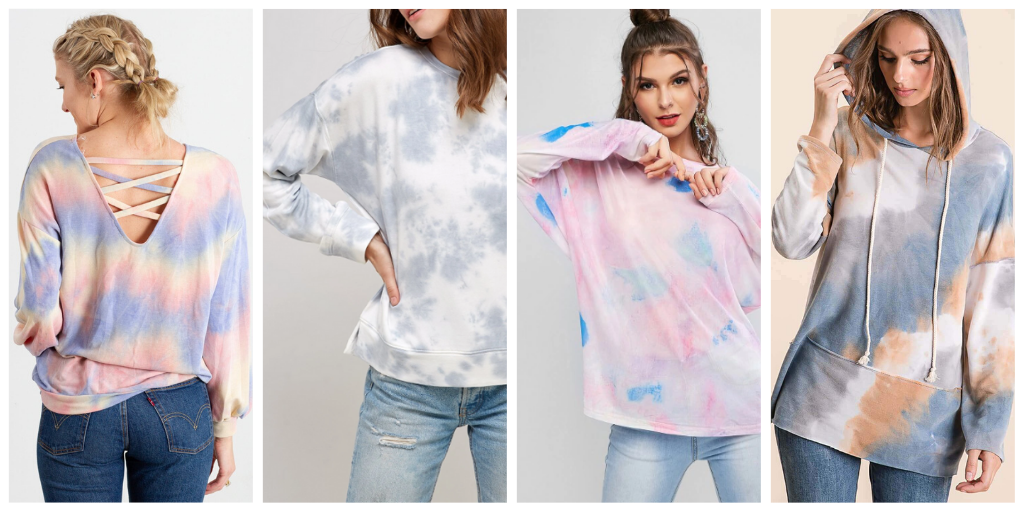 Women's Tie Dye Fashion