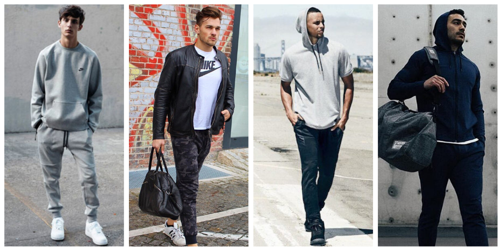 Men's Athleisure Trends