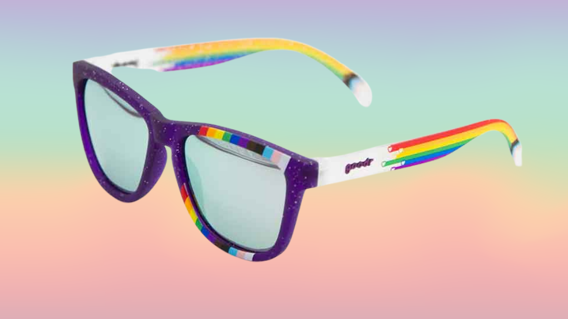 the Gang's All Queer Goodr Sunglasses