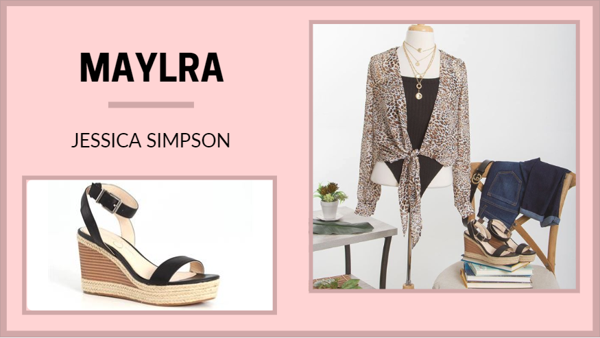 Jessica Simpson Maylra Wedges