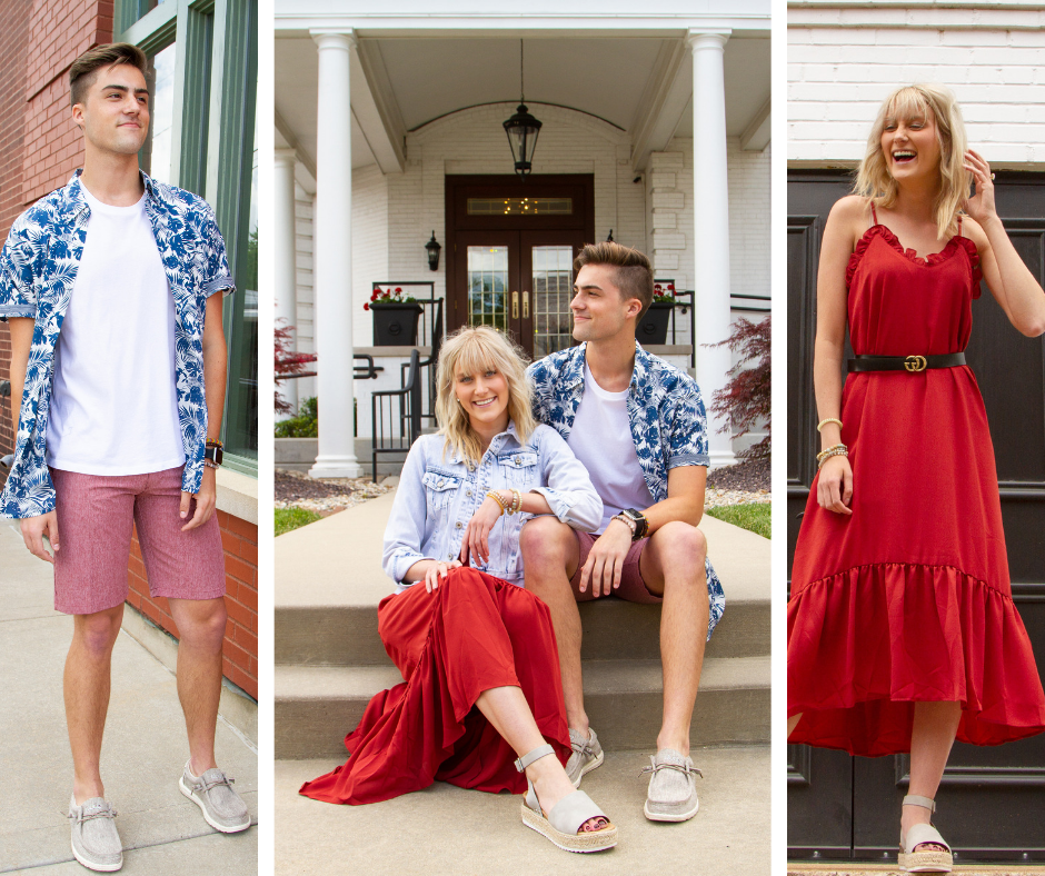 Date Night 4th of July Outfits