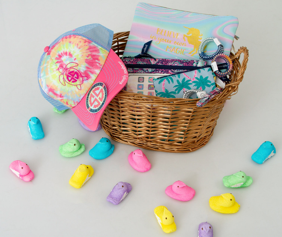 Simply Southern Easter Basket