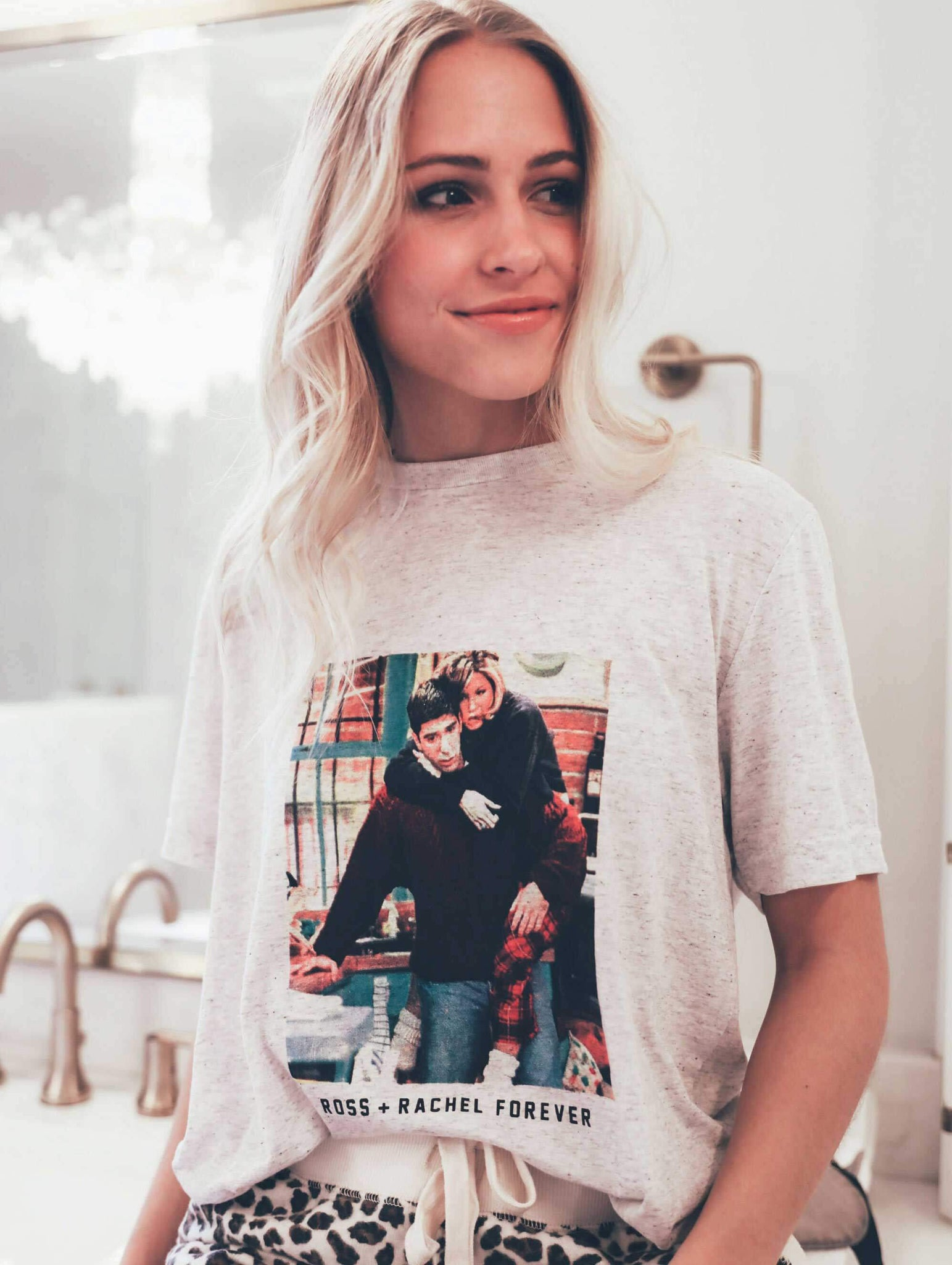 Ross and Rachel T Shirt