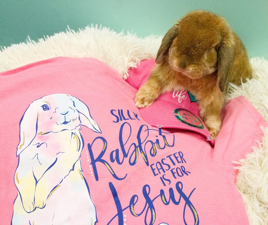 Silly Rabbit Simply Southern Shirt