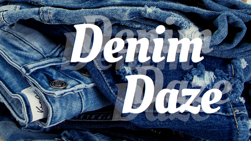 Women's Fall Denim Blog