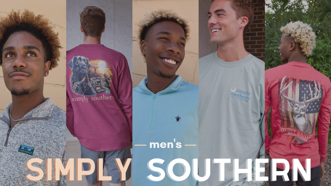 Men's Simply Southern Blog