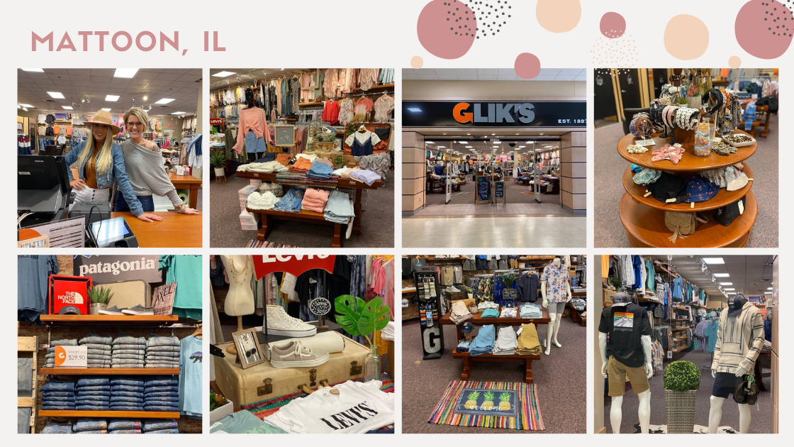 Mattoon, IL New Glik's Store