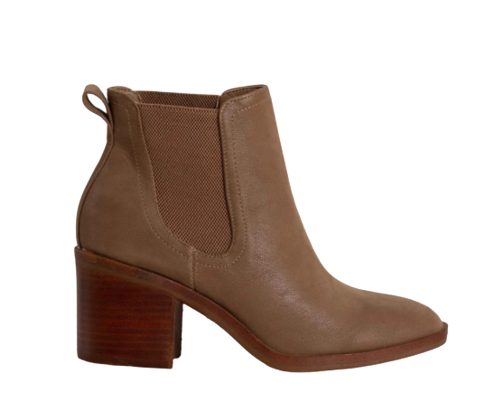 MIA Shoes Emersyn in Taupe