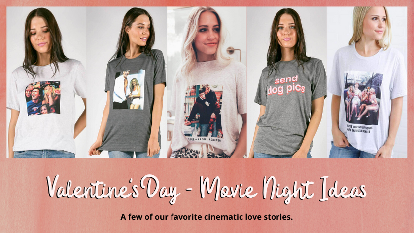 Valentine's Day Movie Night Ideas Blog