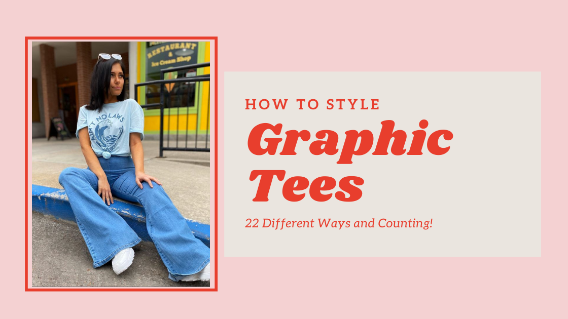How to Style Graphic Tees