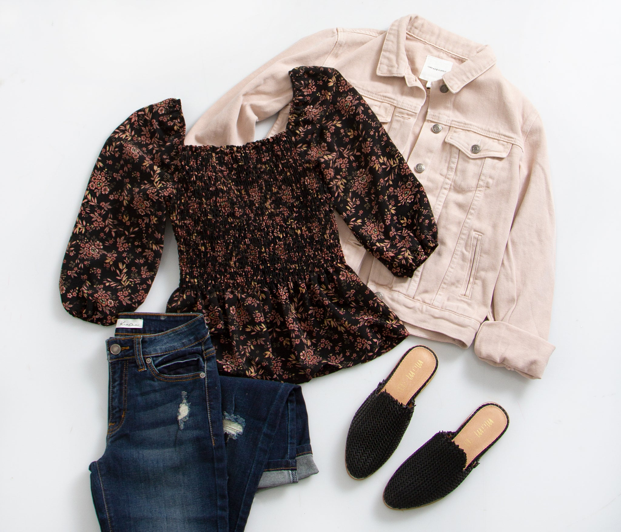 Everly Blouse Outfit
