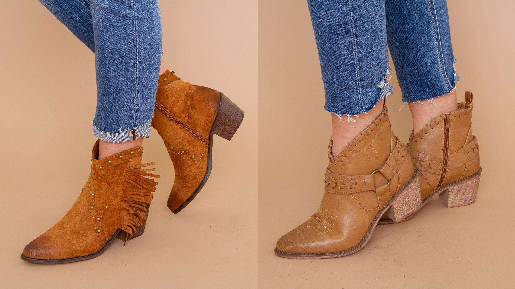 Fall Trends 2021 Western Boot