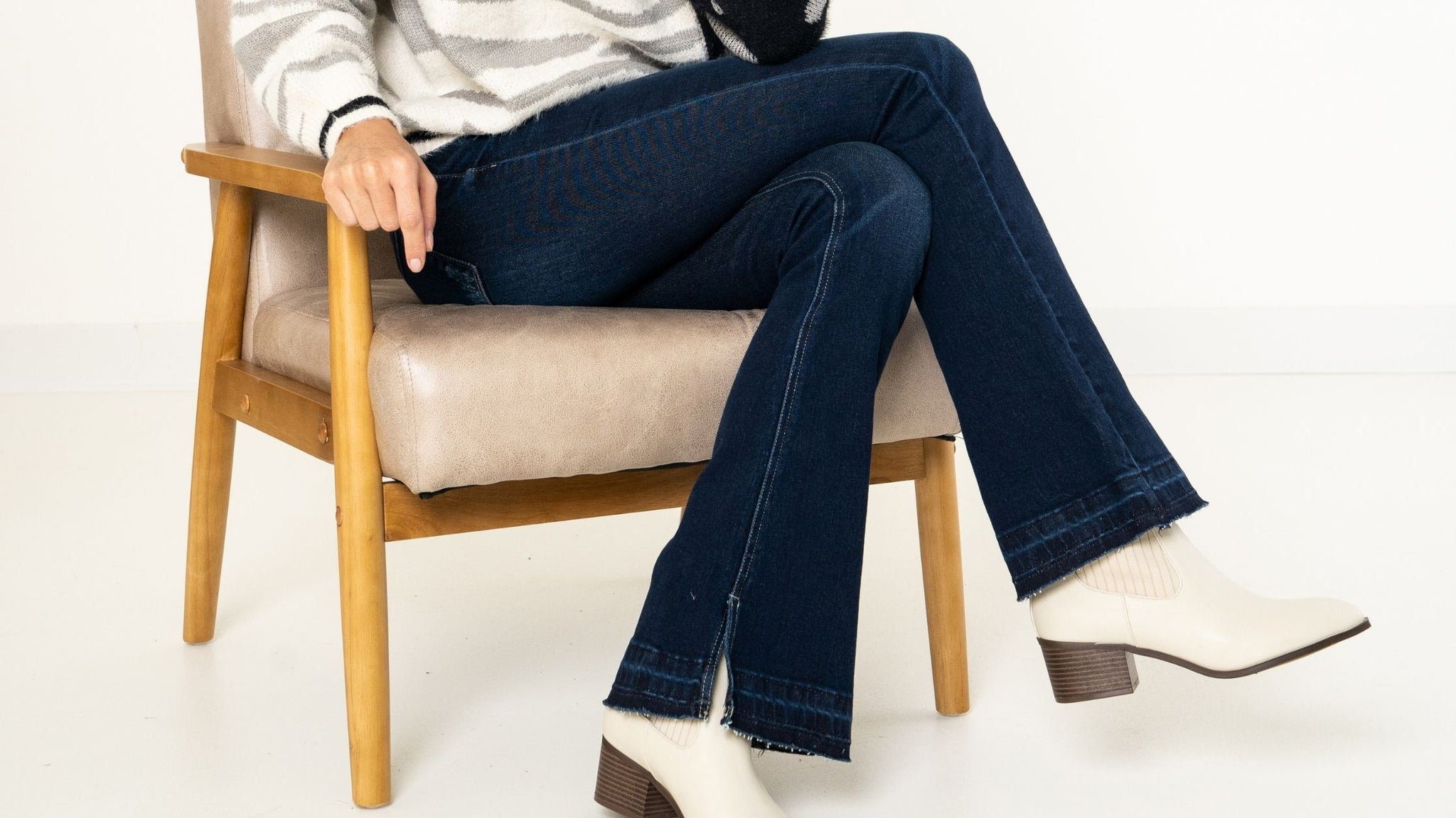 Fall 2021 Trends Flare Jeans