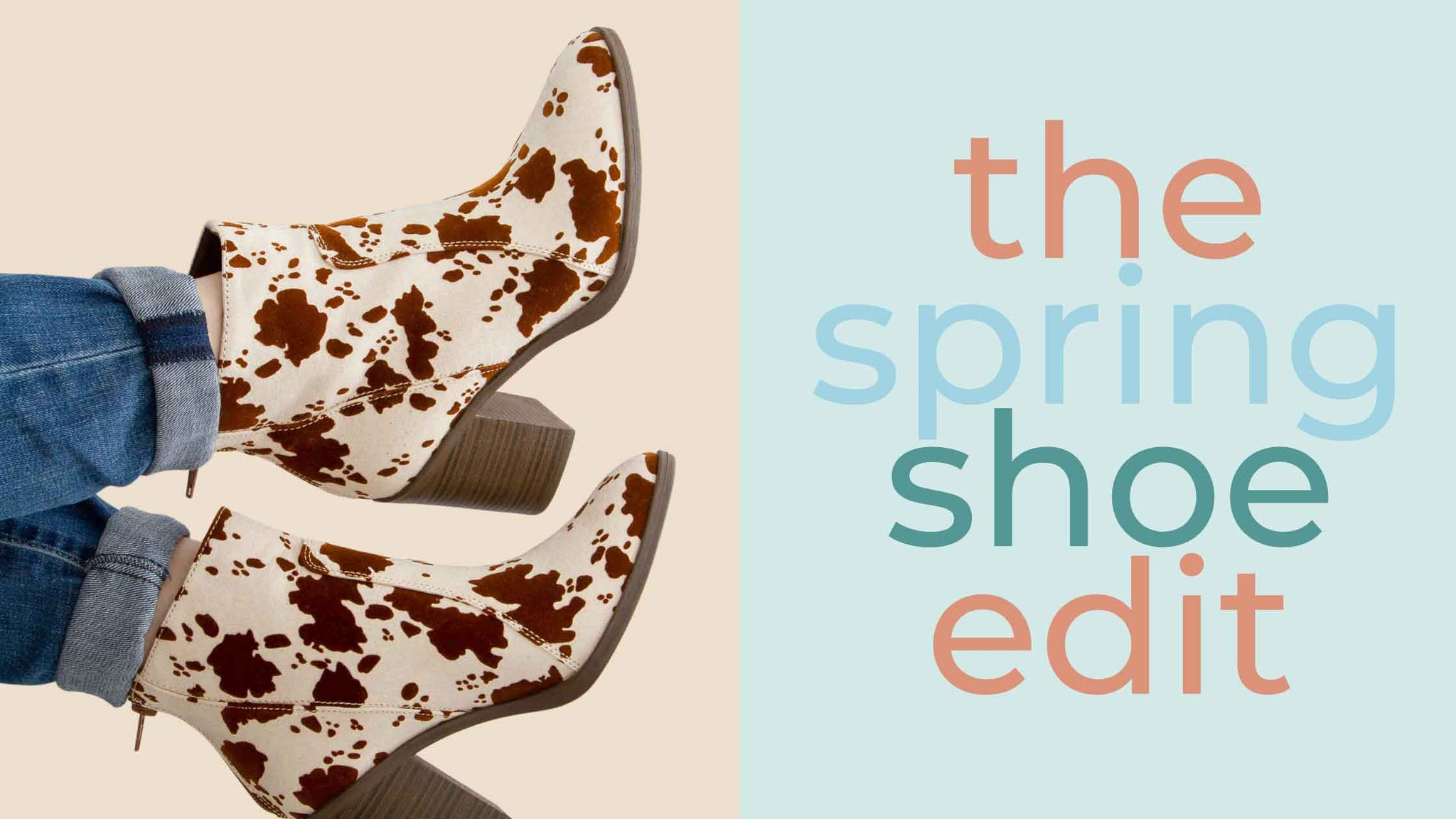 Shop New Spring Shoe Styles at Glik's