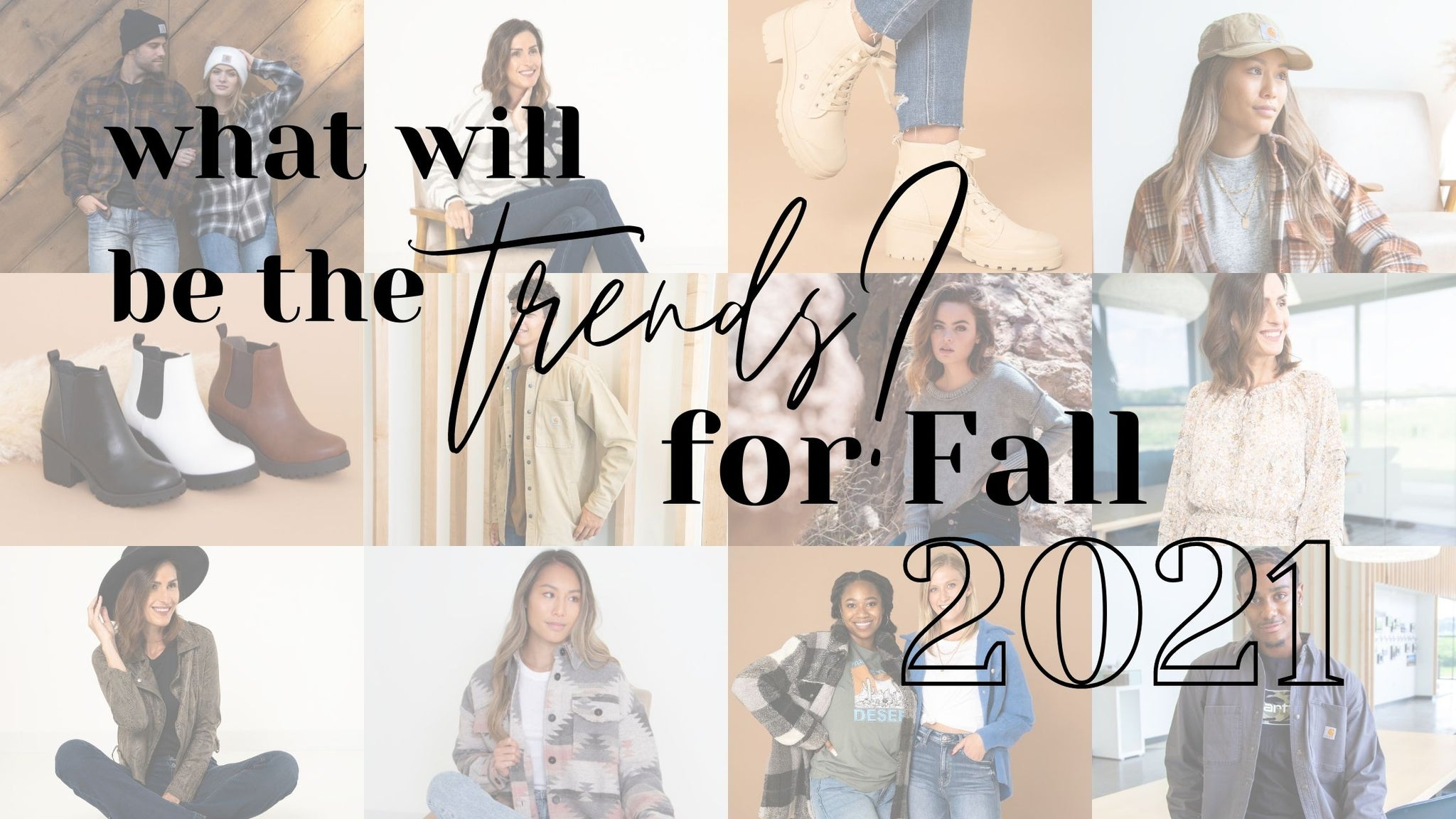 What Will Be the Trends for Fall