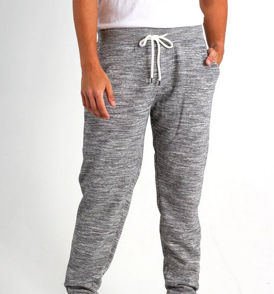 1897 Fleece Joggers for Men in Charcoal