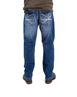 Mens Axel Jeans Noah Athletic Jeans for Men in Nantucket