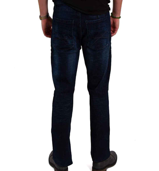 Axel Greg Slim Boot Jeans for Men in Bondi