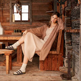 Birkenstock Florida Soft Footbed Sandal in Mocha