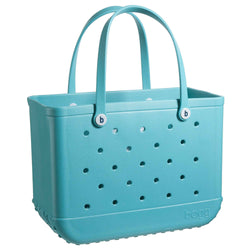 Bogg Bags Large Original Bogg Bag in Turquoise