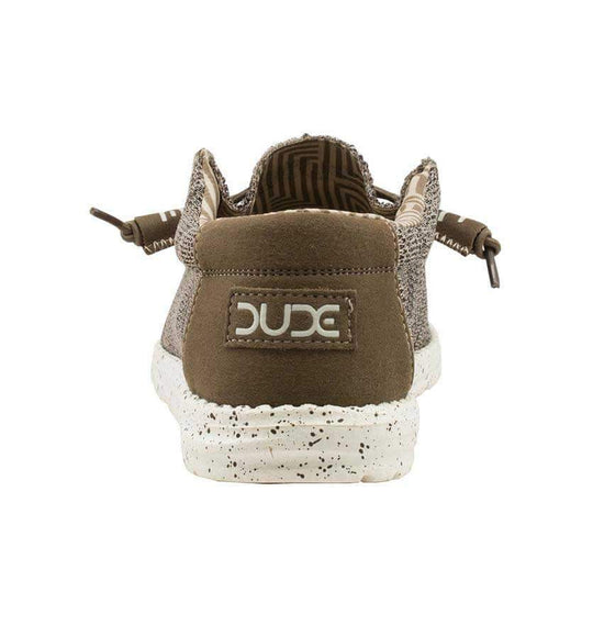 Hey Dude Shoes Men'S Wally Sox Shoes In Brown | 118351500