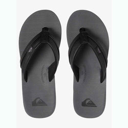 Quiksilver Carver Squish Sandals for Men in Black