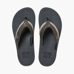 Reef Cushion Dawn Sandals for Men in Grey