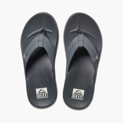 Reef Cushion Phantom Sandals for Men in Dark Grey