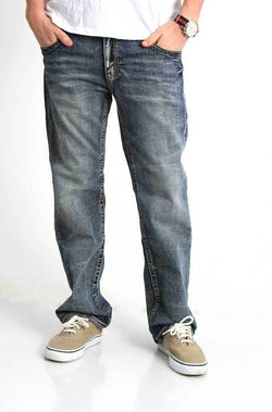True Luck Jeans Arlington Bootcut Stretch Jeans for Men | TL17150019