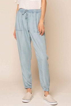 Thread and Supply Serena Jogger Pants for Women in Jolie Wash