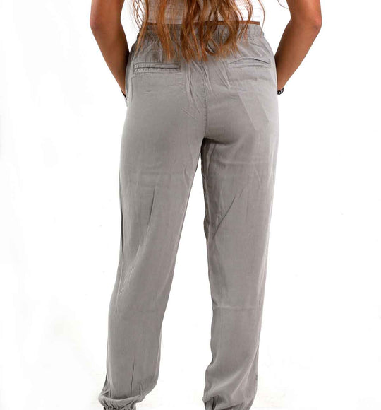 Thread and Supply Serena Jogger Pants for Women in STONE GREY