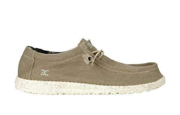 Hey Dude Shoes Men's Wally Stretch
