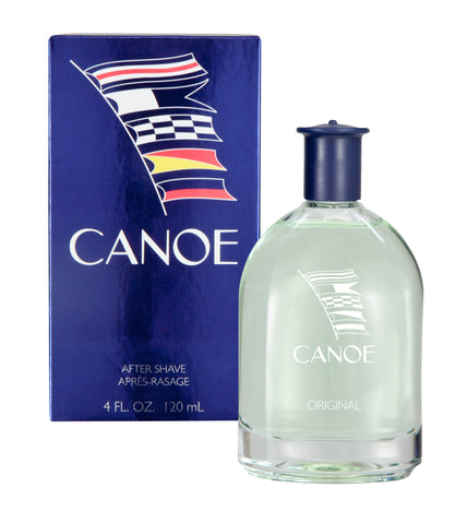 CANOE AFTERSHAVE SPLASH 4.0 FL OZ / 120 ML