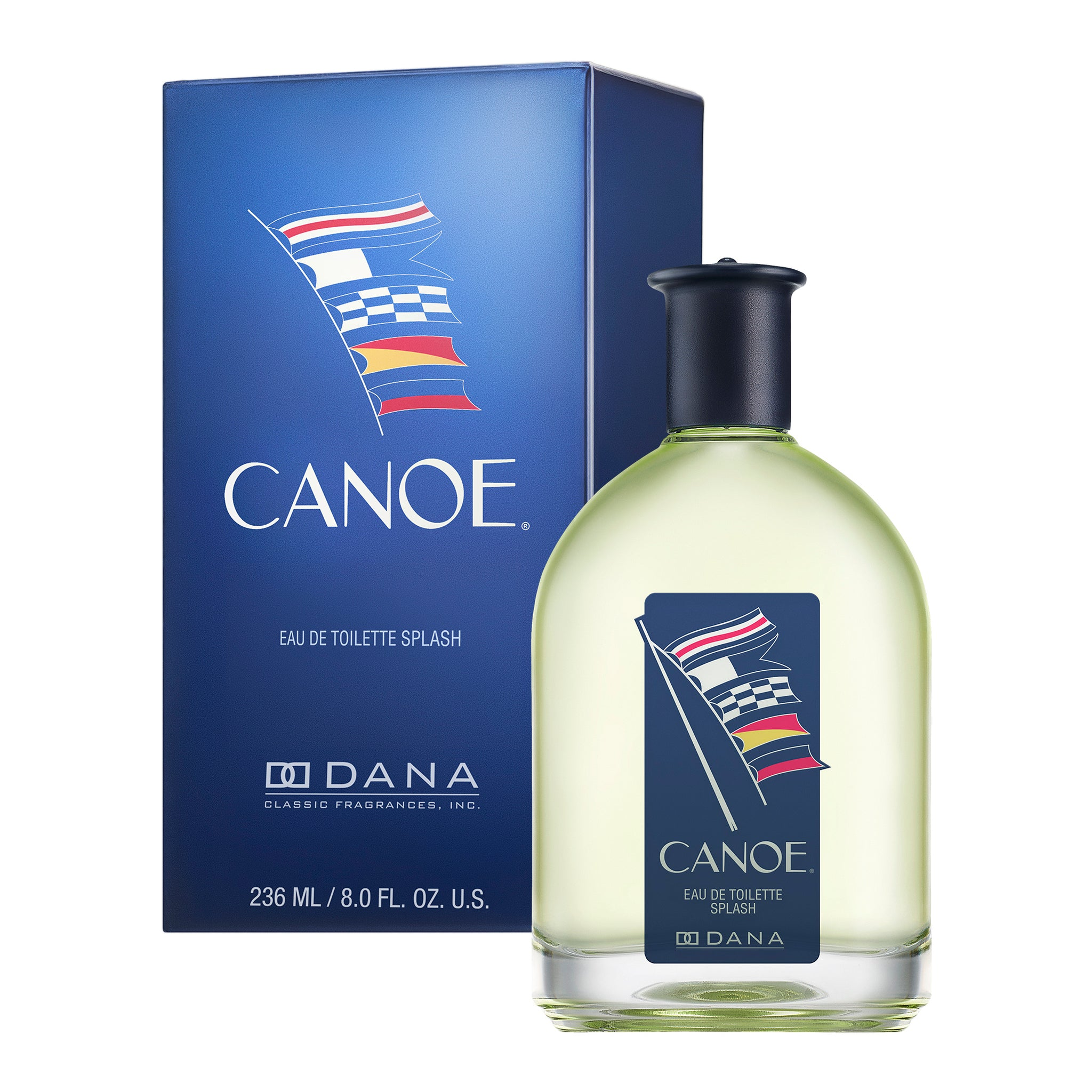 CANOE EAU DE TOILETTE SPLASH 8.0 FL OZ / 236 ML