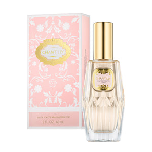 CHANTILLY EAU DE TOILETTE SPRAY 2.0 FL OZ / 60ML