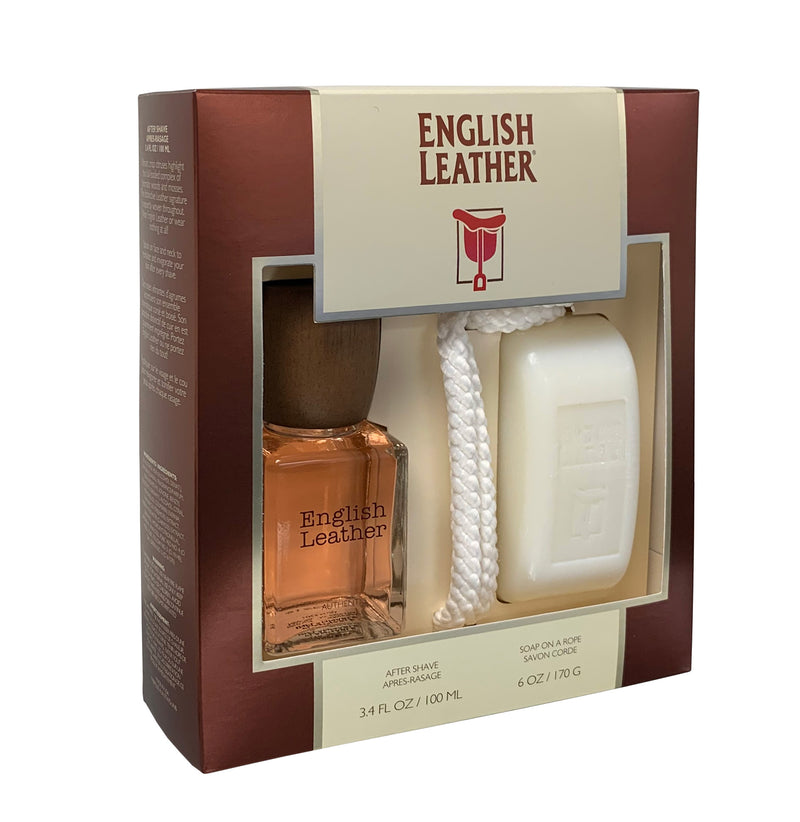 ENGLISH LEATHER 2-PIECE GIFT SET