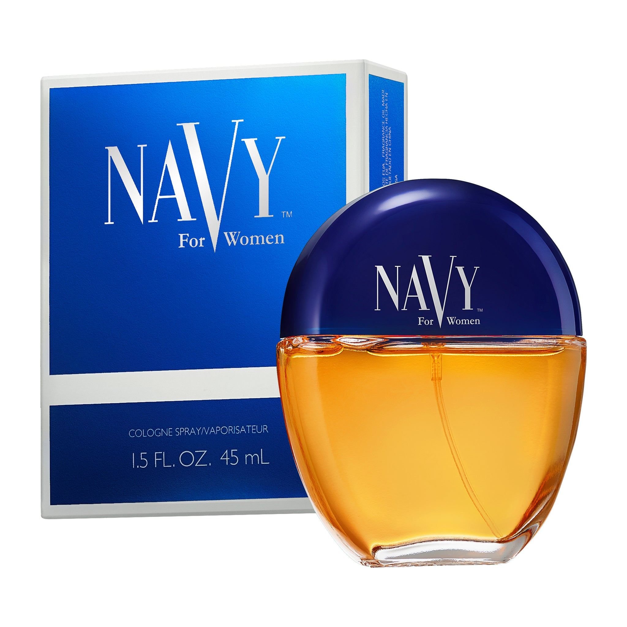NAVY FOR WOMEN COLOGNE SPRAY <br> 1.5 FL OZ / 45 ML