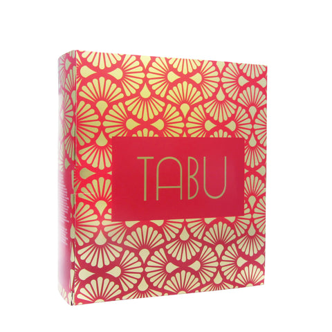 TABU 3-PIECE GIFT SET (actual value $31.50)