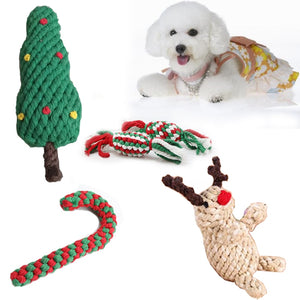 Durable rope knot Christmas accessories