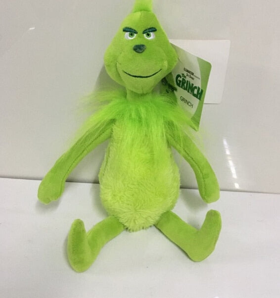 How the Grinch Stole Christmas Stuffed Plush Toy